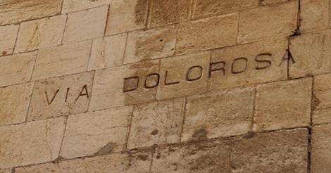 Ierusalim - Pe drumul cel de piatra