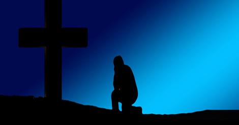 Nu esti invins cat timp credinta