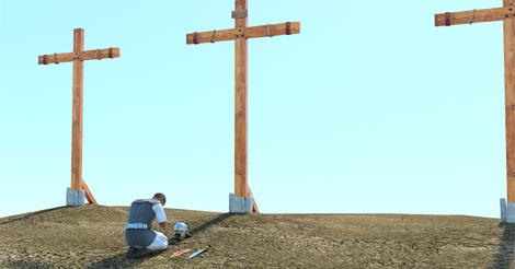 Sub crucea Ta, Isuse, Doamne